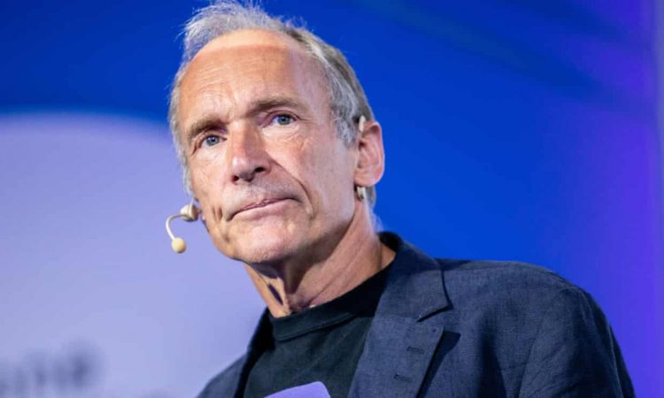 Tim Berners-Lee unveils global plan to save the web